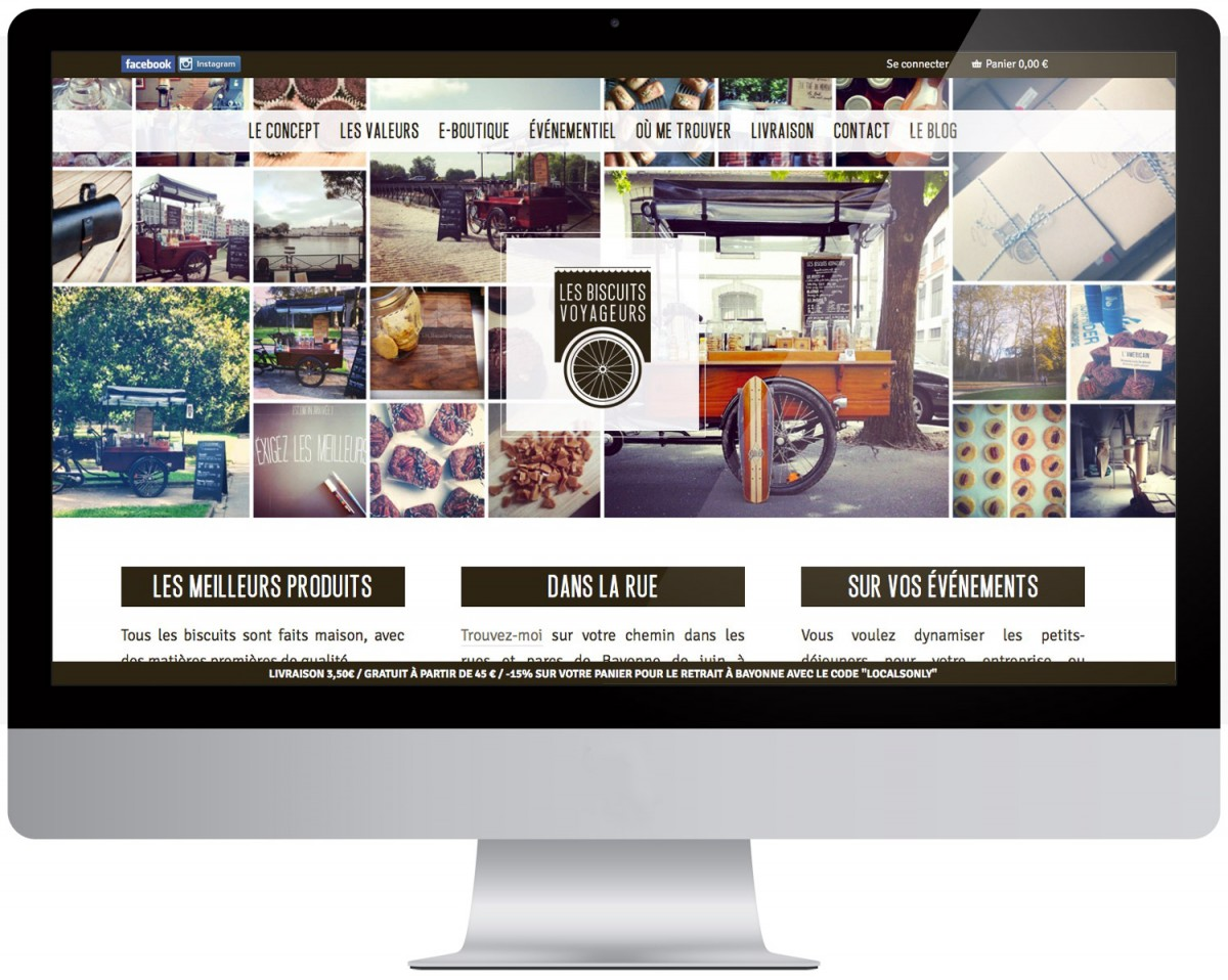 site ecommerce bayonne