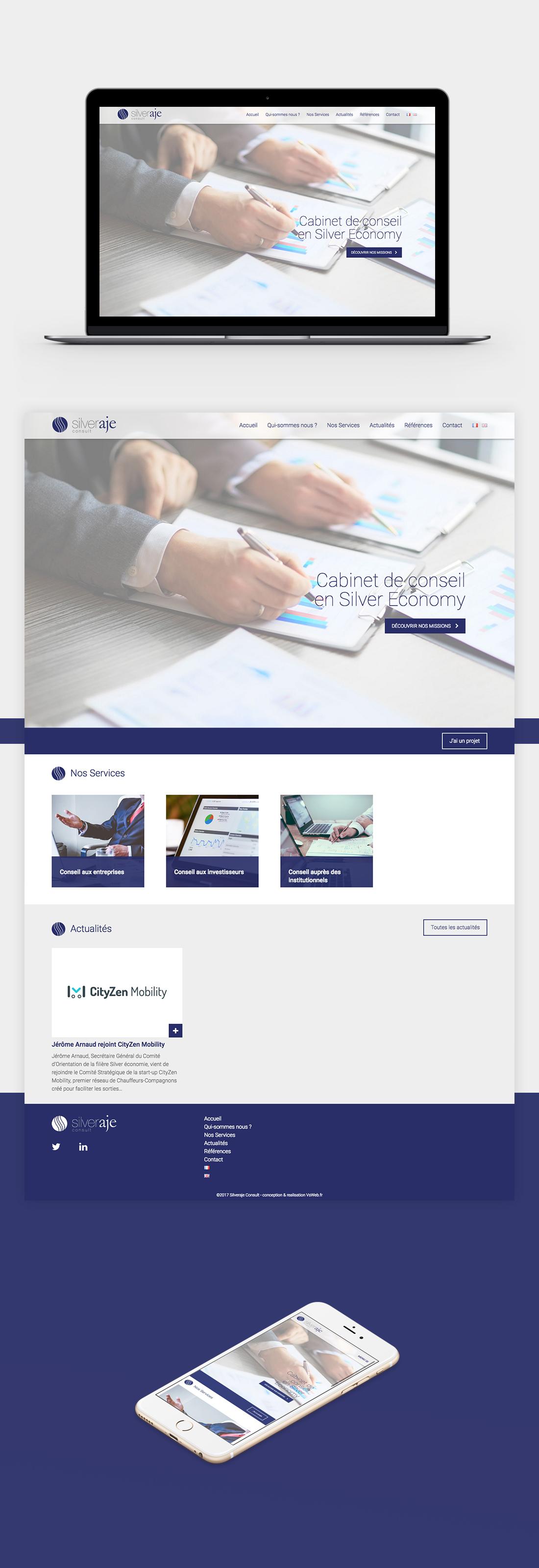 webdesign site internet responsive bayonne