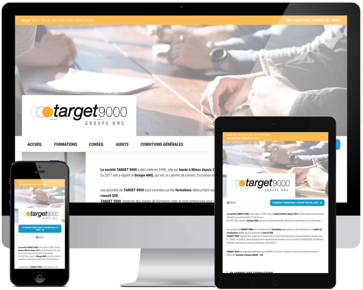 target 9000 site internet